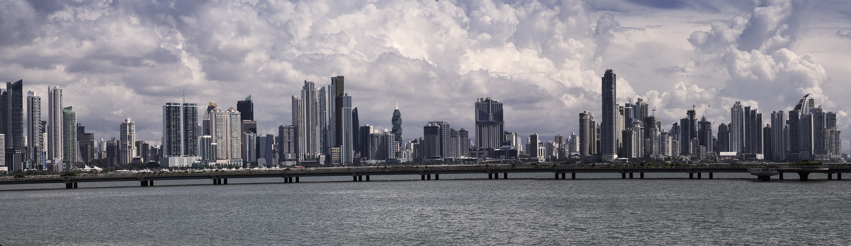 Panama City, Skyline Panama City