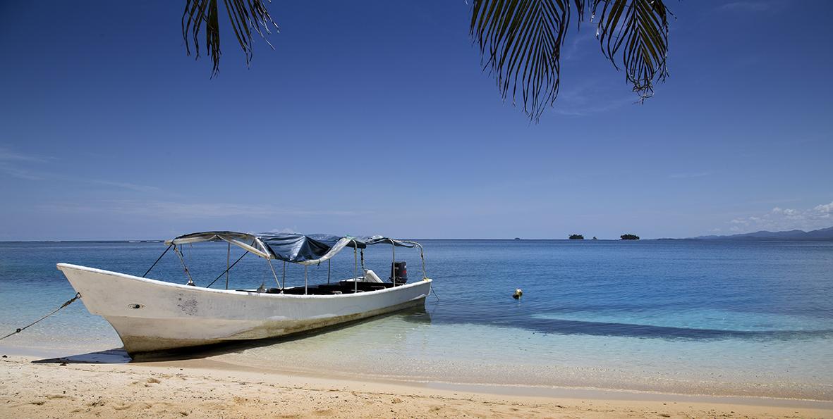 boat, panama, yandup, san blas
