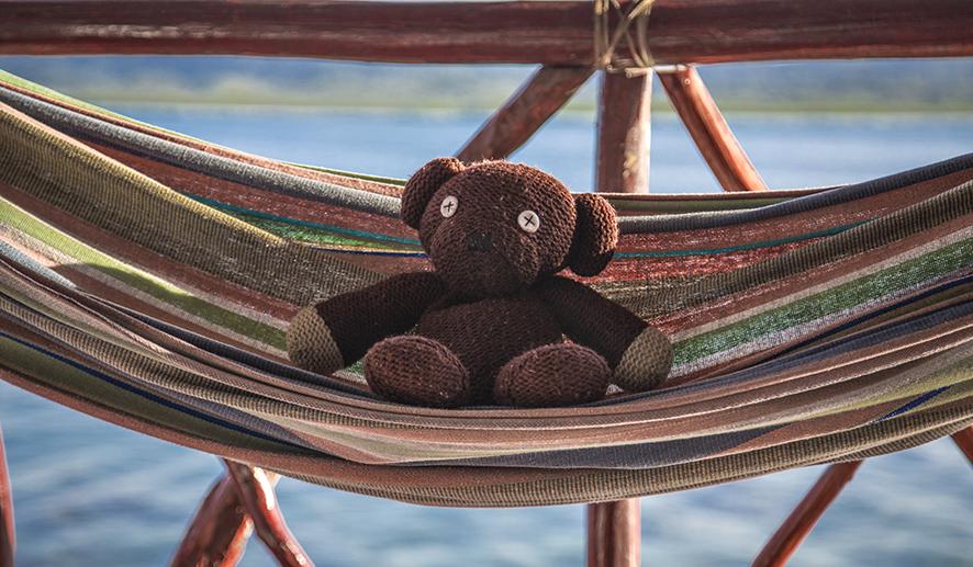 Yandup, San Blas, teddy bear, panama