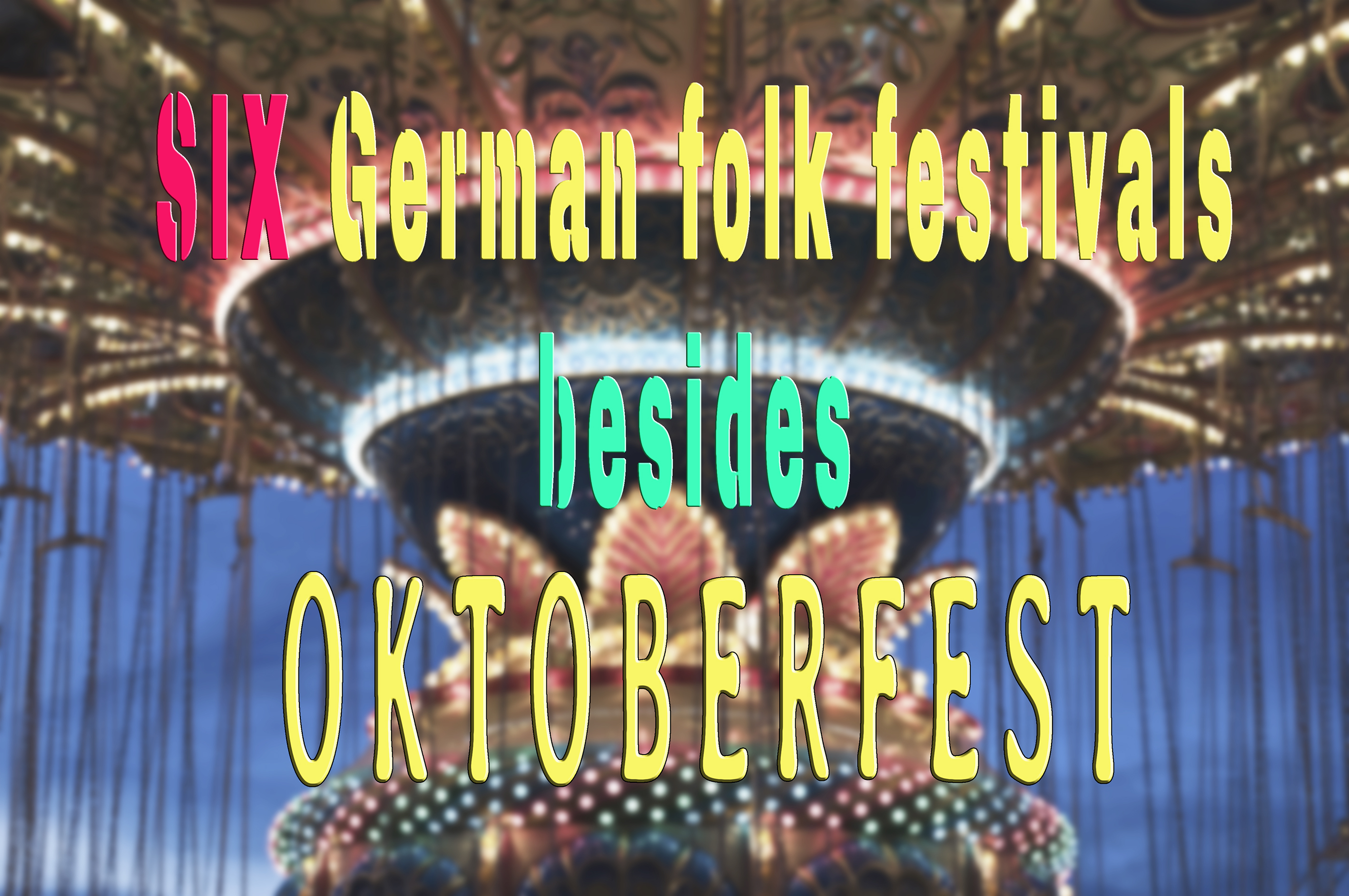 folk festival, oktoberfest, germany